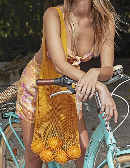 Organic Cotton Mesh Grocery Bag